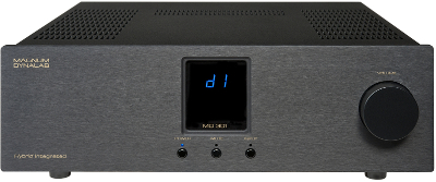 MD 301 hybrid integrated amplifier