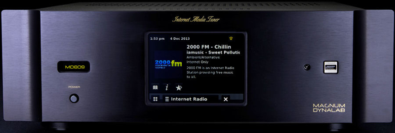 MD 809T SE Internet Radio Tuner