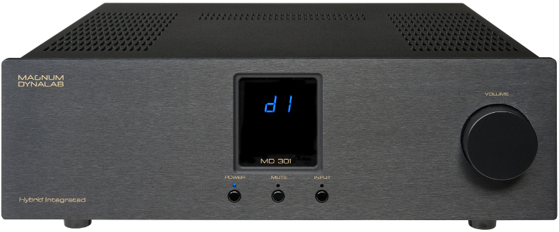 MD 301 Integrated Amplifier