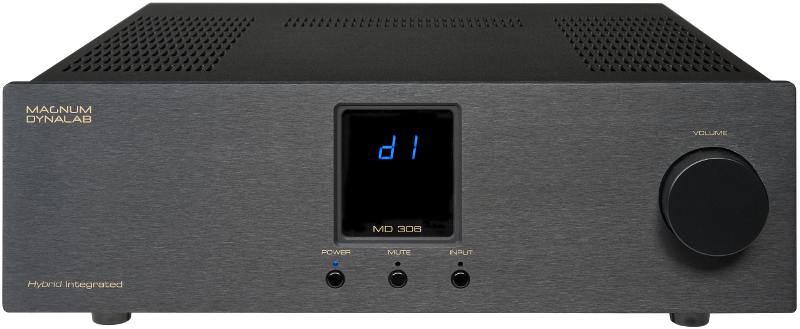MD 306 Integrated Amplifier